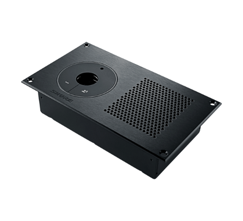 SHURE MXCMIU-FL / MXCMIU-FL / Large Flush-Mounted Interface Plate / 슈어 정품 / 공식대리점