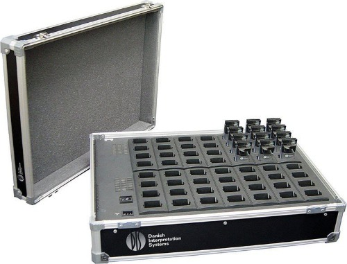 SHURE CT 6056 / CT 6506 / Charging Tray for 56 pieces DR 60xx Digital Receivers / 슈어 정품 / 공식대리점