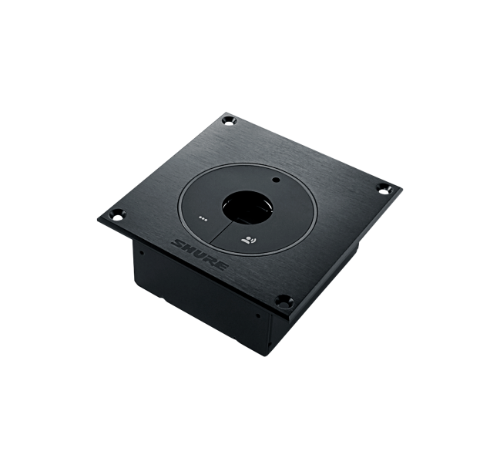 SHURE MXCMIU-FS / MXCMIU-FS / Small Flush-Mounted Interface Plate / 슈어 정품 / 공식대리점