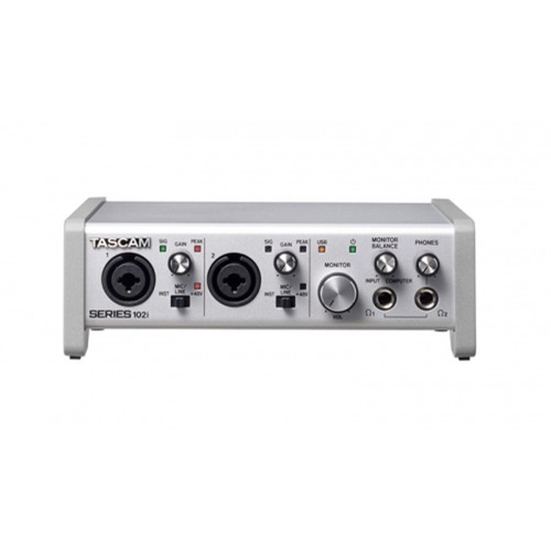 TASCAM SERIES 102i / 10in 2out Audio/MIDI Interface / 오디오인터페이스 / 타스컴 / 정품