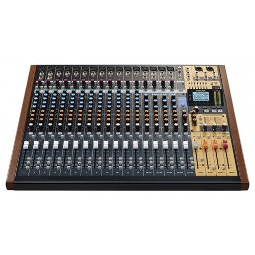 TASCAM Model 24 / 24ch Multitrack Recorder with Intergrated USB Audio Interface and Anlog Mixer