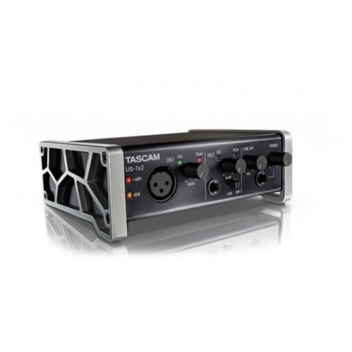 TASCAM US-1x2 / 1in 2out USB Audio Interface / 오디오 인터페이스 / 정품