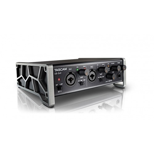 TASCAM US-2x2 / 2in 2out USB Audio Interface / 오디오 인터페이스 / 정품
