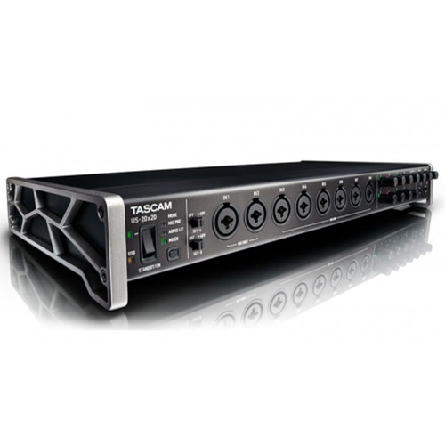 TASCAM US-20x20 / 20in 20out USB Audio Interface / 오디오 인터페이스 / 정품